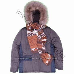Тёплая куртка для мальчика Кико 3426 Б р. 152-1704