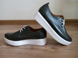 Туфлі  жіночі шкіряні Польша