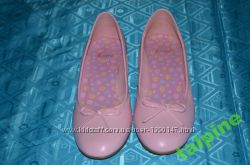 Балетки туфельки Zone розовые Распродажа