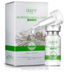 Сыворотка QYANF 6 пептидов против старения с эффектом Ботокса