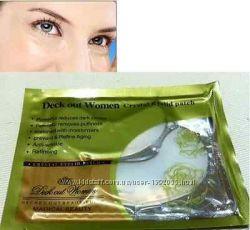 Патчи для кожи вокруг глаз c натуральным фитоколлагеном