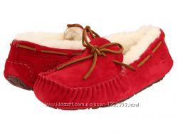 UGG Dakota Slipper Red