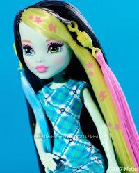Набор Monster High Frankie Stein Фрэнки Штейн Высоковольтная причёска