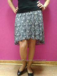 Летняя модная, оригинальная юбка New look в ОТЛИЧНОМ состоянии