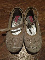 Туфли MISS SIXTY 33 размера замшевые.
