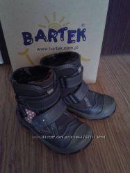 Ботинки Бартек зима 21