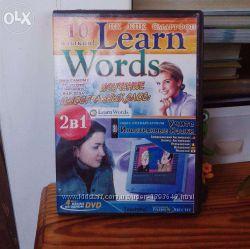 Диск Learn Words 10 языков 2в1