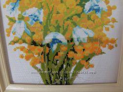 Вышивка бисером-частично