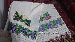 Весільний рушниксвадебный рушник вишитий вручну