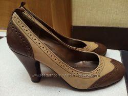 Туфли кожаные New Look 5 размер 37-38