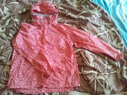 Куртка дождевик ветровка 48-50 размер