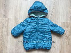 Демисезонная куртка курточка на 9-12 месяцев для мальчика