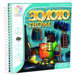 Золото Гнома Smart Games - Развивающая головоломка