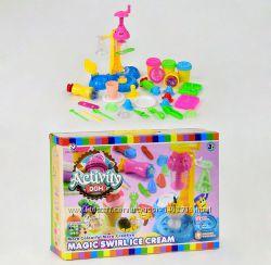 Пластилин Фабрика мороженого аналог Play-Doh Плей До