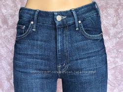 Blue Люксовые тянущиеся джинсы MOTHER оригинал США