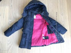 куртка Tommy Hilfiger на девочку 98 размер оригинал новая