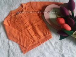 Кофта для девочки, размеры 98-128. Турция.