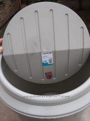 Бак для мусора с крышкой 35 л