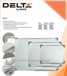 Доска магнитно-маркерная сухостираемая алюм. рамка 45х60, 60х90, 90х120