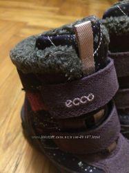 Термосапоги  зима Columbia 28 р. Ecco 26 р. шапочки в подарок