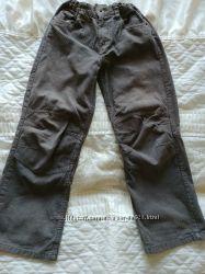 Вельветовые брюки рост 134-140см