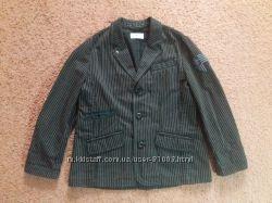 Стильный пиджак блейзер Tom Tailor р. S