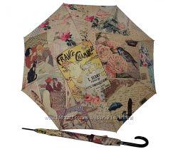 Стильный яркий зонт трость. Doppler Австрия. Бесплатная доставка.