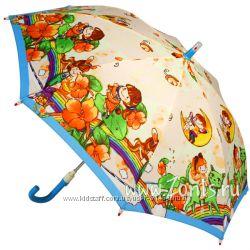 Бесплатная доставка. Зонт На радуге со светодиодами мигалками - Zest Англия