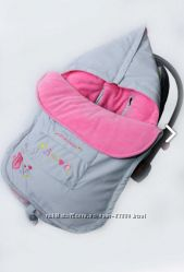 Модный Карапуз Зимний конверт для новорожденного для автокресла