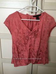 Топ- блуза шовкова Marc by Marc Jacobs, оригінал