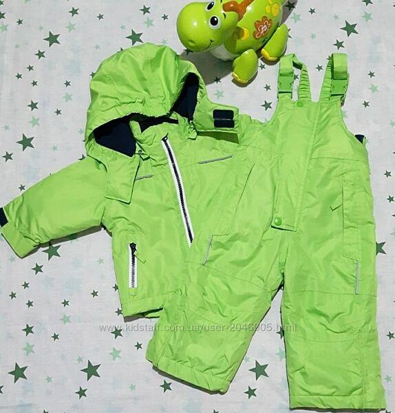 Комбинезон куртка термокомплект