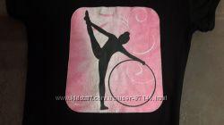 футболка для гимнастики