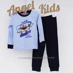 Пижамы для мальчиков  на рост 98-104 в наличии