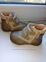 Демисезонные ботинки MXM, размер 20.